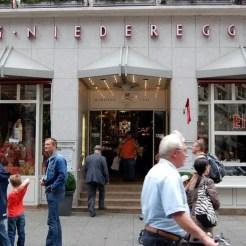 Café Niederegger - Lubecca, Germania