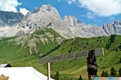 Fuciade, Passo San Pellegrino, Dolomiti