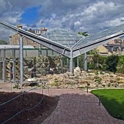 Royal Botanic Garden Edinburgh - Edimburgo, Scozia