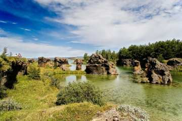 Höfdi, Myvatn - Islanda