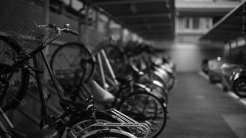 Parco biciclette - Giappone