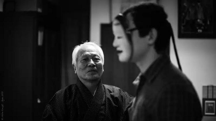 Teatro noh - Giappone