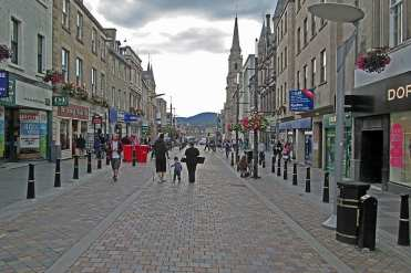 Inverness, Scozia