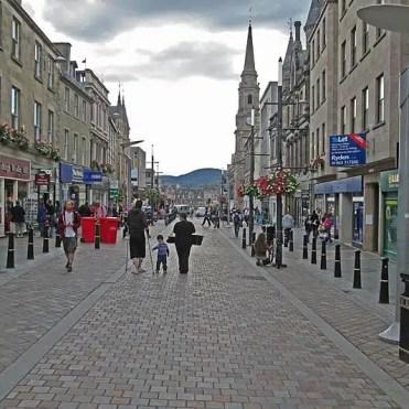 Inverness, Scozia