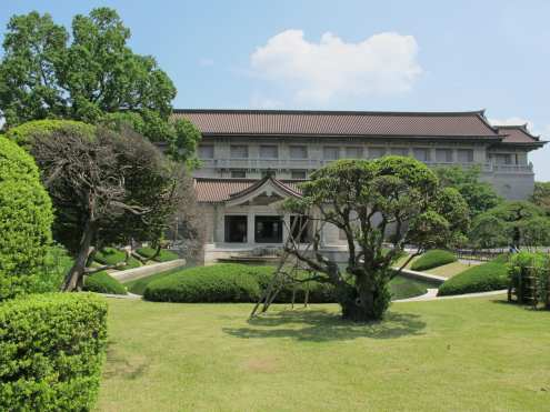 Museo Nazionale - Tokyo, Giappone