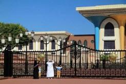 Palazzo Reale Muscat, Oman