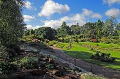 Royal Botanic Garden Edinburgh - Edimburgo, Scozia