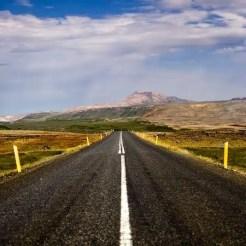 Strada - Islanda