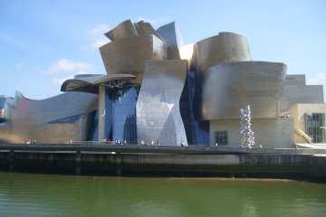 Museo Guggenheim - Bilbao, Spagna