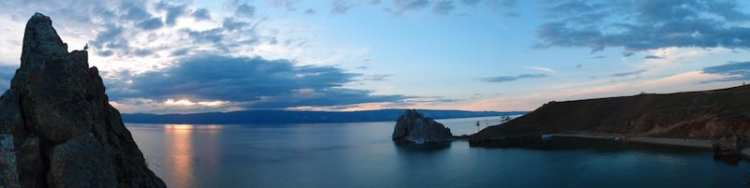 Lago Bajkal - Siberia, Russia