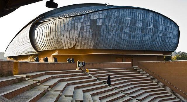 Sale Parco Della Musica Roma : Perle di architettura: il parco della musica di renzo piano a roma