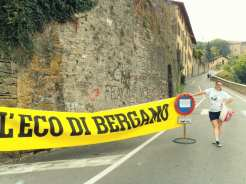 Millegradini, arrivo - Bergamo, Italy