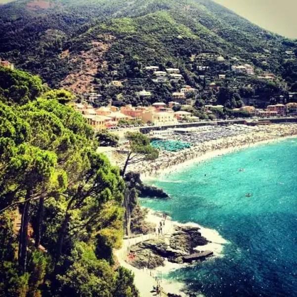 Bonassola, Liguria