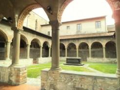 Chiostro di San Francesco - Bergamo, Italy
