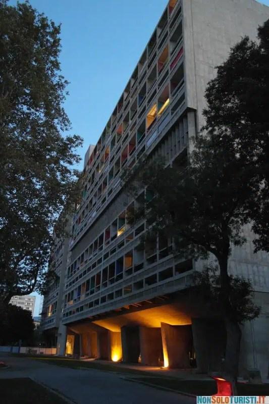 Cité Radieuse Le Corbusier, MP2013 - Marsiglia, Francia