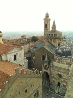 Cappella Colleoni e Duomo - Bergamo, Italy