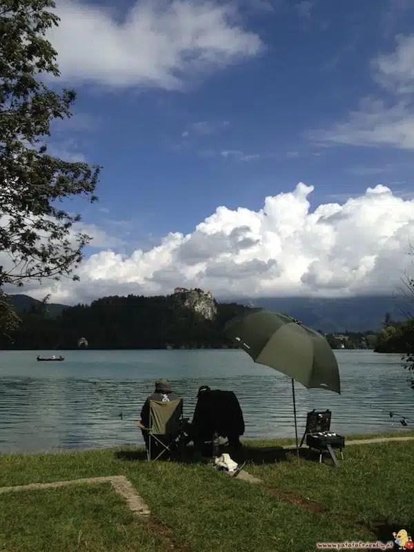 Il castello di Bled - Slovenia