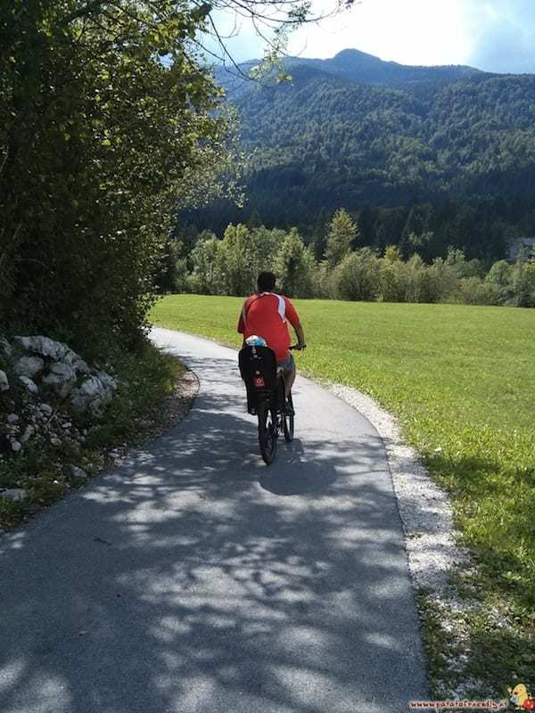Bicicletta - Bled, Slovenia