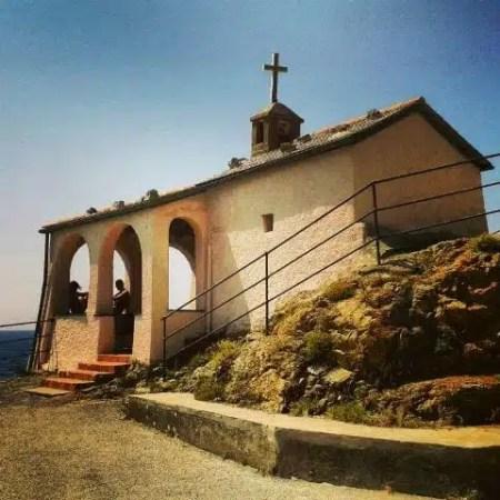 Madonna della Punta - Bonassola, Liguria