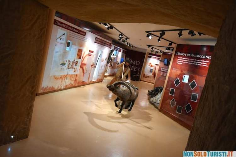Museo Homo et Ibex - Ceresole, Piemonte (Italy)