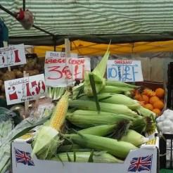 Mercato - Salisbury, Inghilterra (Regno Unito)