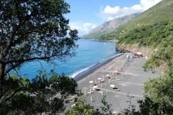 Spiaggia Nera - Maratea, Basilicata (Italy)