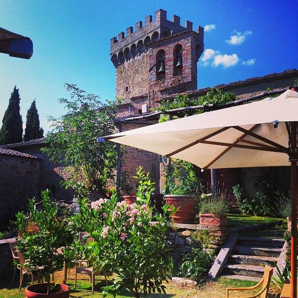 castello di Gargonza - Toscana