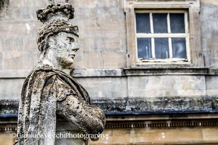 Terme di Bath - Inghilterre, Regno Unito