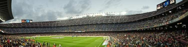 Stadio Camp Nou, Barcellona - Catalogna, Spagna