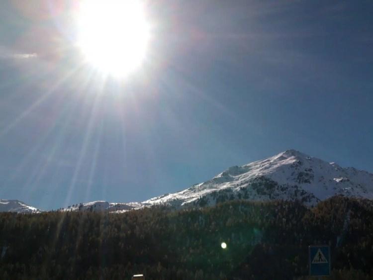 Neve e sole - Svizzera