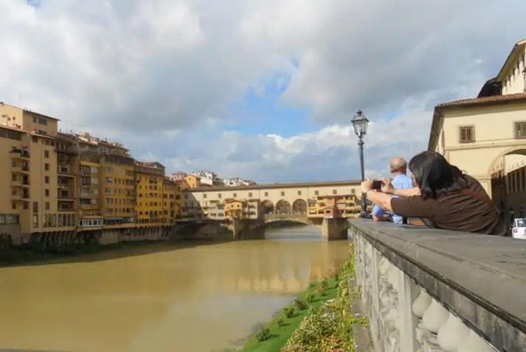 Ponte Vecchio - Firenze, Italy
