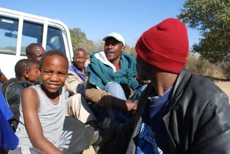 Furgone - Botswana