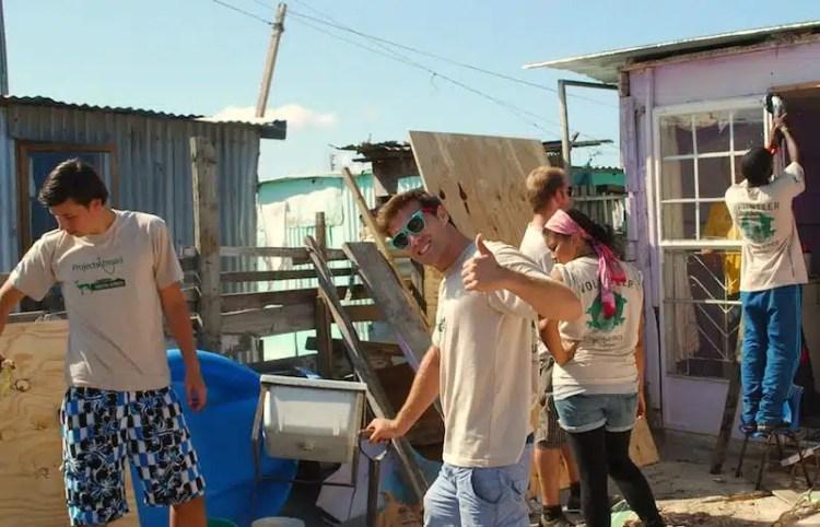 Volontariato - Città del Capo, Sudafrica