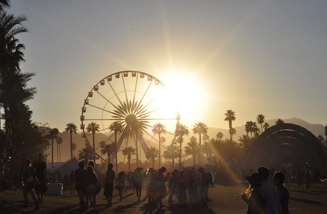 Coachella, music festival - USA