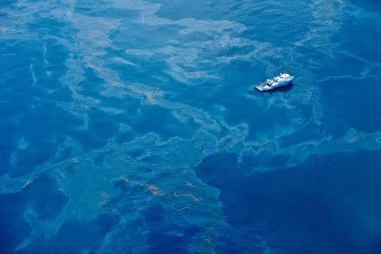 Inquinamento, petrolio - Golfo del Messico, Stati Uniti d'America