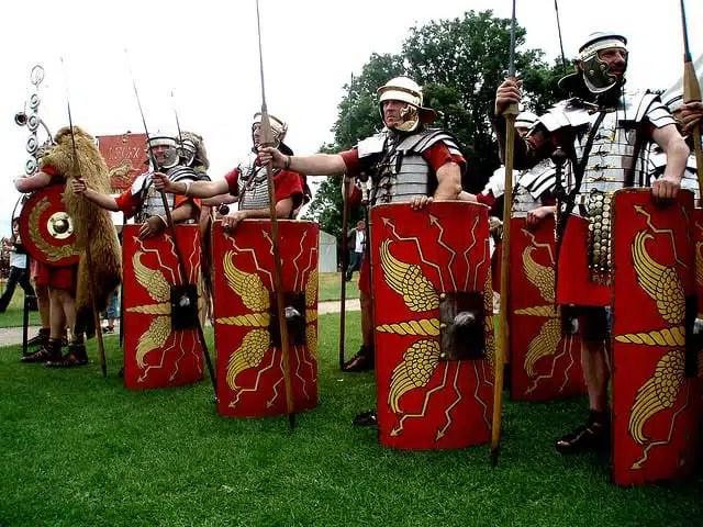 Viaggiare come ai tempi dei Romani