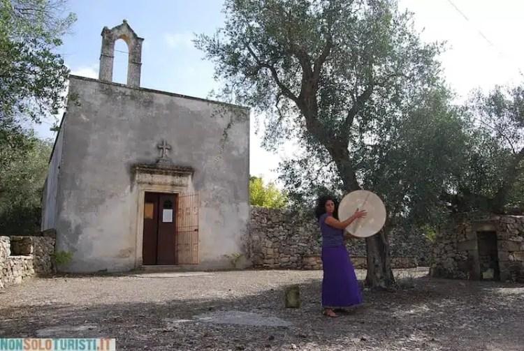 Chiesa di San Vito - Calimera (LE), Italy