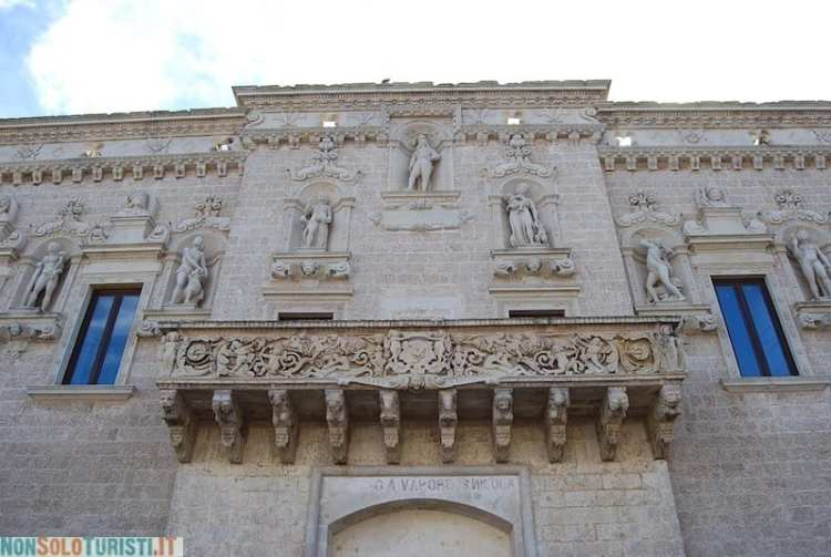Castello de' Monti - Corigliano d'Otranto (LE), Italy