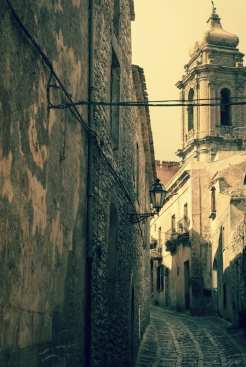 Sicilia on the Road - Erice, Italy