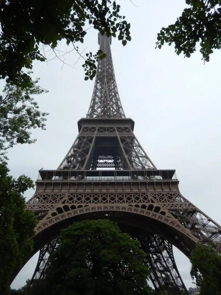 Tour Eiffel - Parigi, Francia