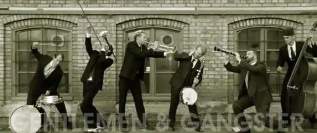 Gentlemen & Gangsters, Parma Swing Festival - Italy