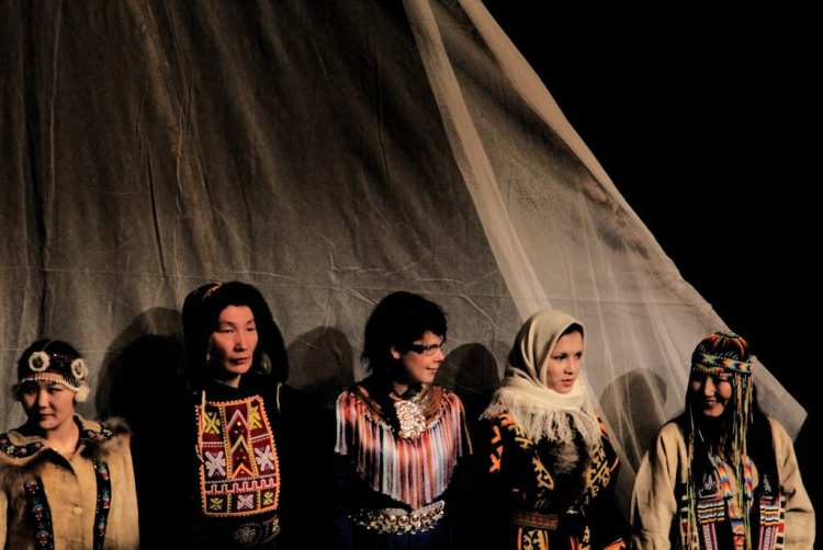 Indigeni - Siberia, Russia