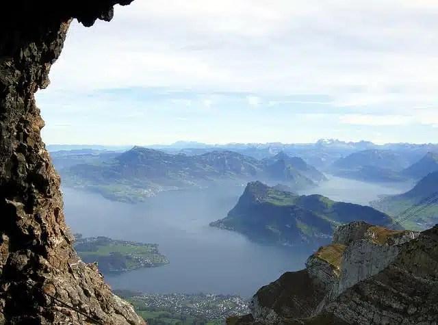 Lago dei Quattro Cantoni - Svizzera
