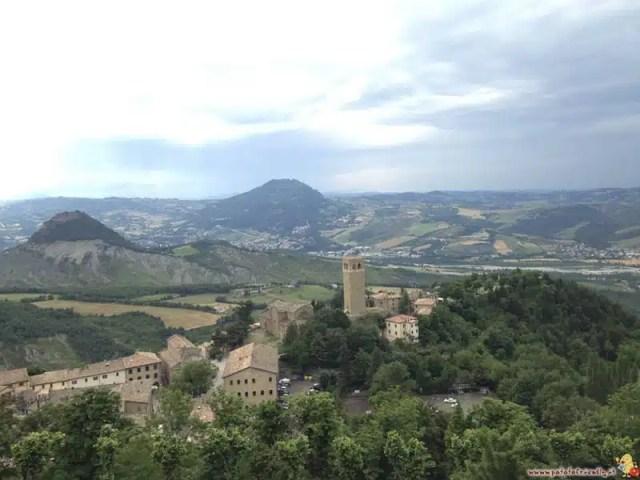 San Leo - Emilia Romagna, Italy