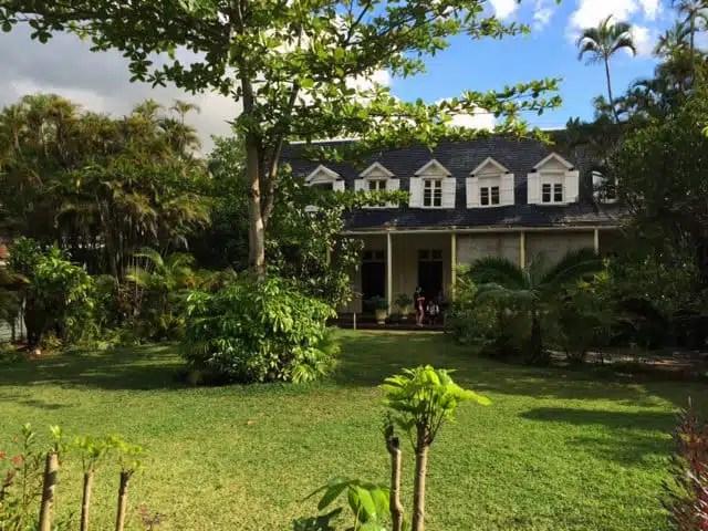 Casa coloniale Eureka, Mauritius