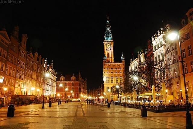 Danzica, Polonia by zkvrev