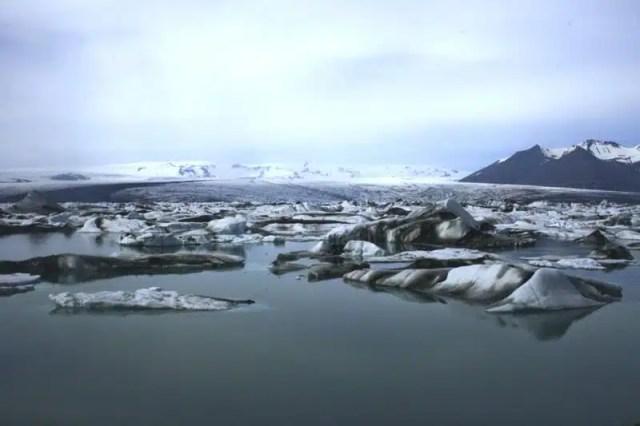 Jökulsárlón - Islanda