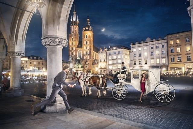 Cracovia - Polonia