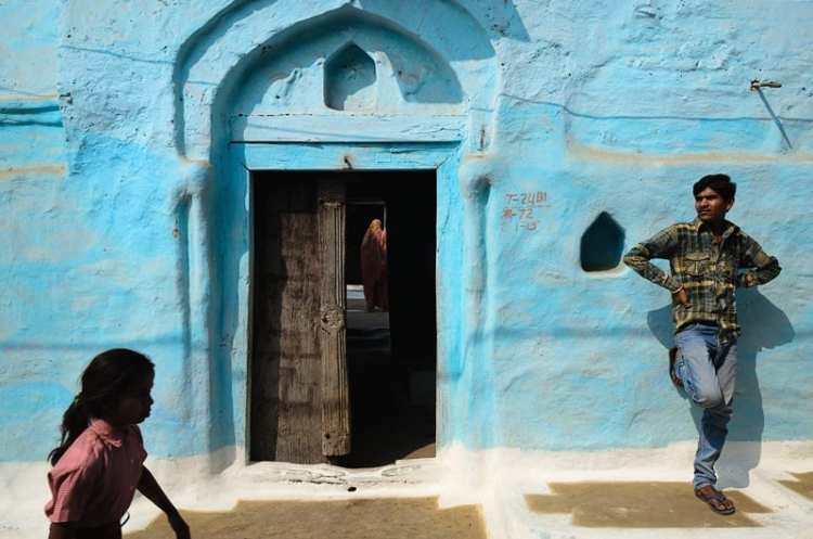 India (di Mario Fracasso)