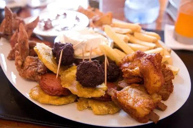 Steet food - Nicaragua